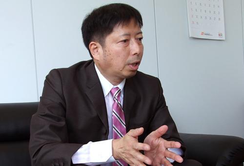 株式会社日本医療企画 雑誌「ヘルスケアレストラン」 編集長 佐々木修様