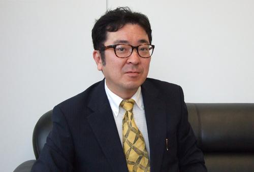 病院新聞社 編集企画課 課長の原國幹彦様