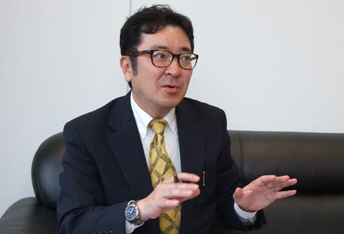 病院新聞社 編集部 記者の原國幹彦様