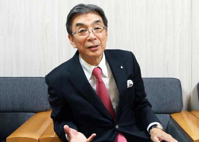 中央設備エンジニアリング株式会社代表取締役社長松本吉晴様