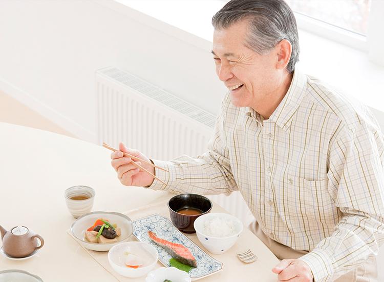 お客様と日清医療食品