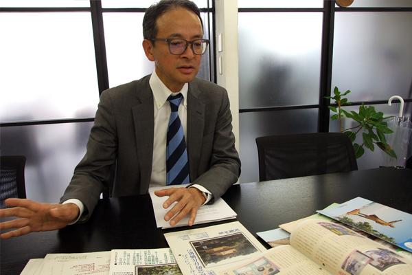 株式会社大伸社コミュニケーションデザイン CEO 代表取締役 上平泰輔様