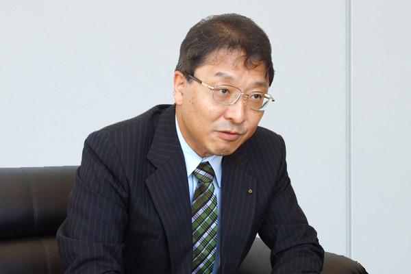 福島県 企画調整部 地域政策課 課長の加藤 靖宏様