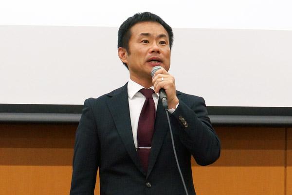 学校法人ヒラタ学園 副理事長 航空事業本部 本部長平田光弘様