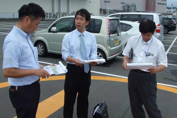 ※インタビューに答えていただいた、学校法人ヒラタ学園 航空事業本部 課長 小笠原 健太様