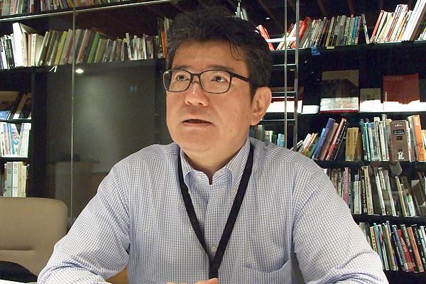 株式会社イトーキ 商品開発本部 金原徹様