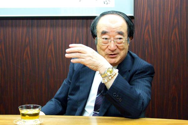 日本医療企画代表取締役林諄様