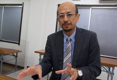 ジョブネットワーク協同組合 事業統括本部 部長 富井達彦様