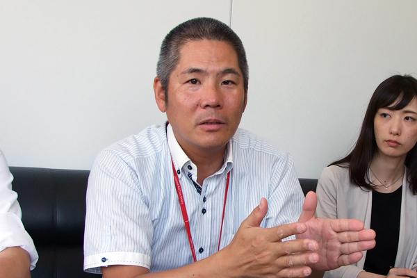 日本赤十字社 事業局 救護・福祉部 参事 菊池 勇人様