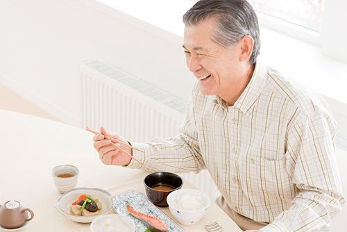 喫食風景 イメージ図