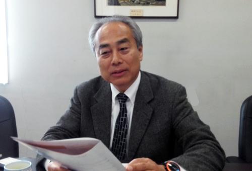 公益財団法人京都産業21 専務理事 小林章一様