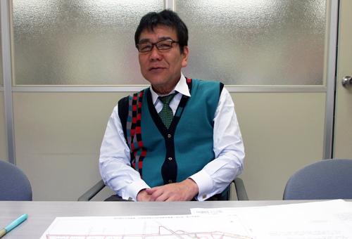 株式会社京都協同管理 参与 川勝芳憲様