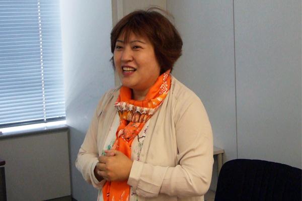 北京匠天下餐飲管理咨詢有限公司、京和株式会社代表沙銘様