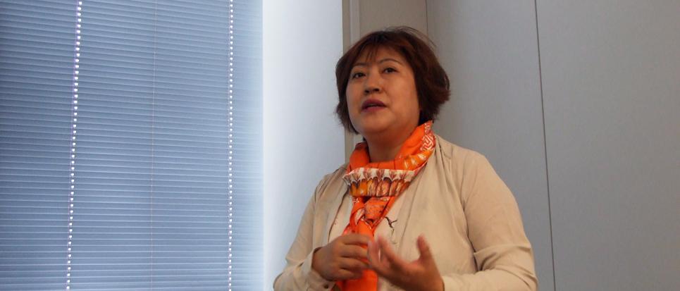 中国での病院給食・介護食の現状と課題について
