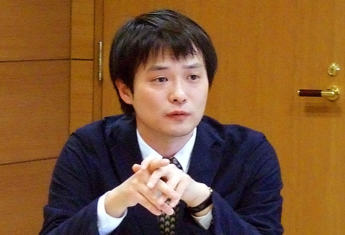 インタビューに答えていただきました食品産業新聞社 月刊「メニューアイディア」副編集長 三浦宏章様