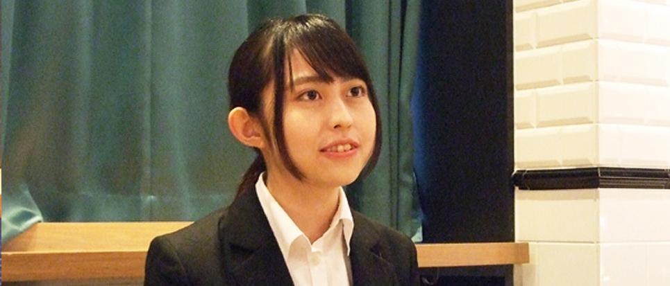 内定者インタビュー|【2020年卒】城西大学 薬学部 医療栄養学科 松田 美由紀様へのインタビュー