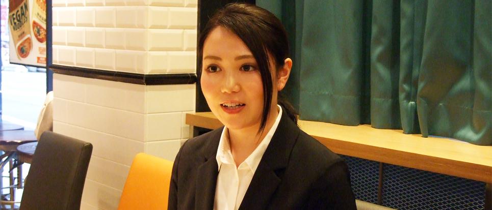 内定者インタビュー|【2020年卒】相模女子大学   栄養科学部   管理栄養学科 庄 恵里佳様へのインタビュー