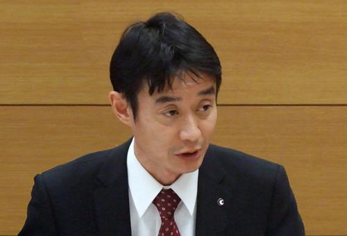 株式会社コメットカトウ大池 寿佳 課長