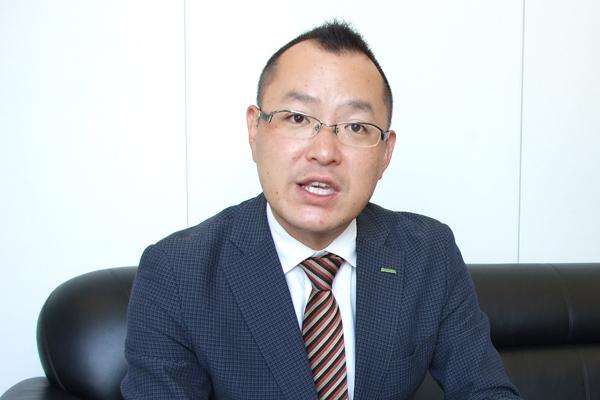 東京サラヤ株式会社 サニテーション事業本部 食品衛生部 課長 大塚 浩様