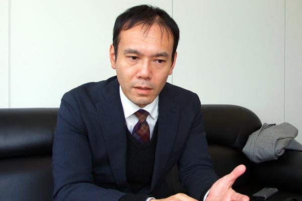 株式会社トモノカイ 事業創造戦略室 中高教育事業セクション セクション長の川口 博史様