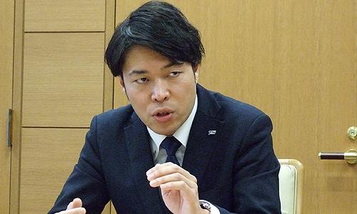 髙橋工業株式会社 営業本部 東日本営業部 第一課課長 木嶋 亮介様