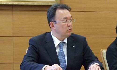株式会社ダイフク FA&DA営業本部 システムソリューション2部 課長 中村 親様
